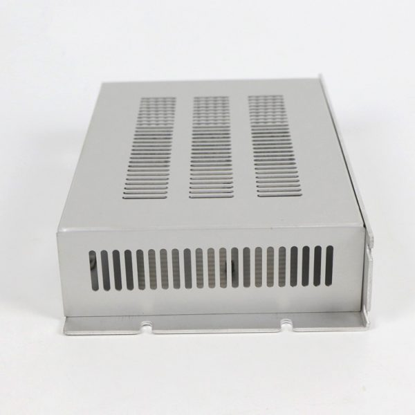 Aluminum enclosure for power supply