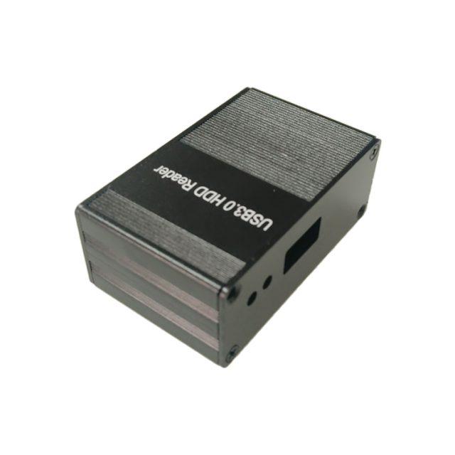 USB 3.0 HDD reader enclosure