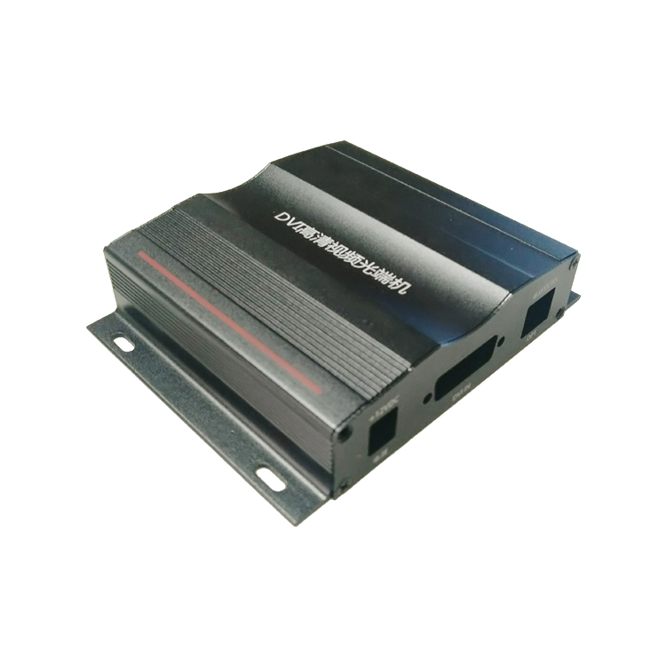 Aluminum heatsink enclosure
