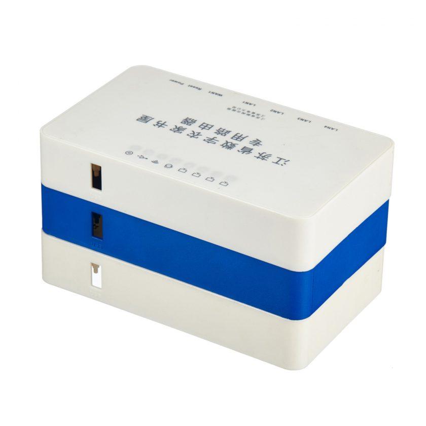Ethernet router enclosure