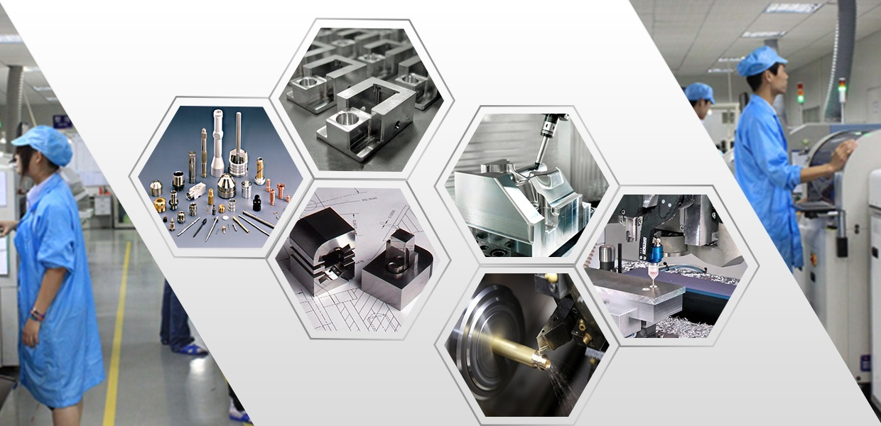 China CNC machining company