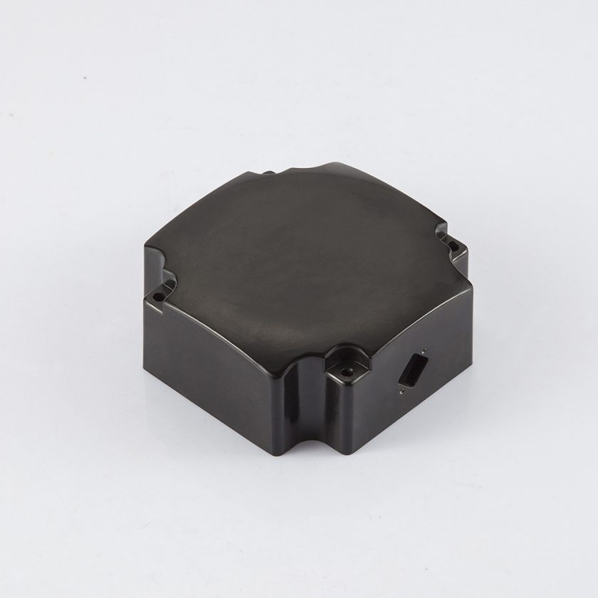 cnc machined parts for stepper motor